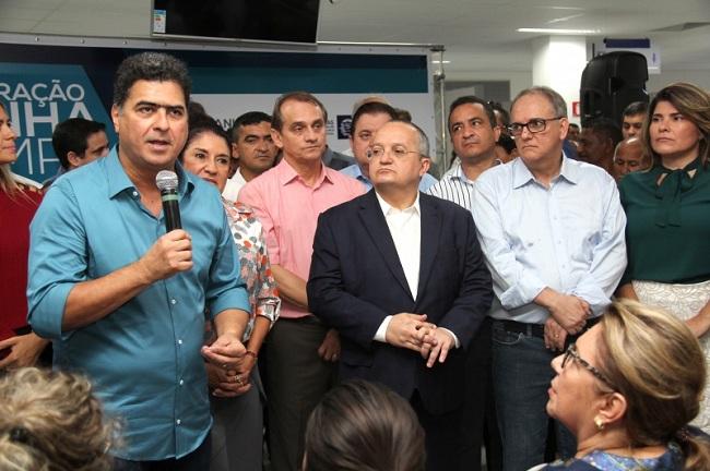 Nova unidade do Ganha Tempo facilita acesso ao serviço público, afirma Pinheiro
