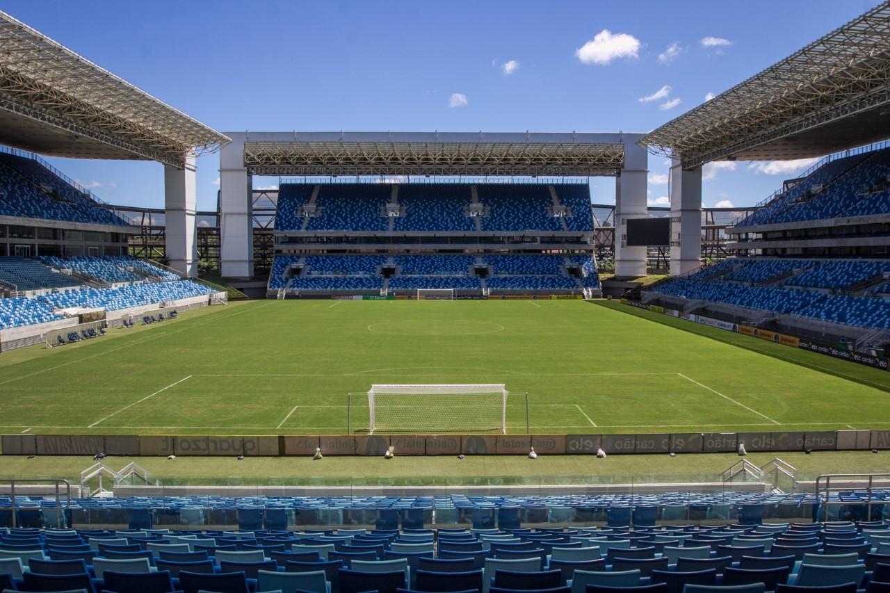 Arena Pantanal Interna