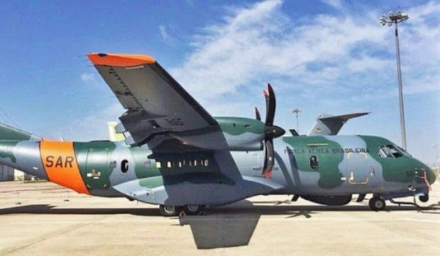 Aeronave da FAB pega fogo e piloto faz pouso de emergência em Várzea Grande