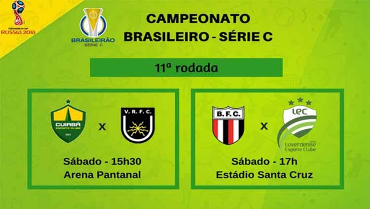 Após duelarem Cuiabá e Luverdense retornam a campo neste sábado na Série C