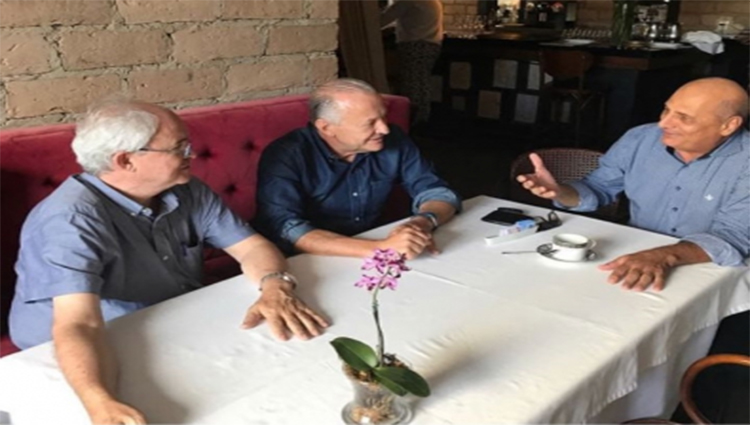Mauro Mendes articula a presenças de Pivetta e Sachetti na chapa majoritária