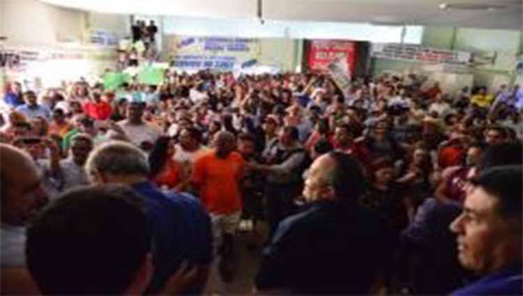 Partidos reforçam apoio a Pedro Taques em sua visita na região Sul