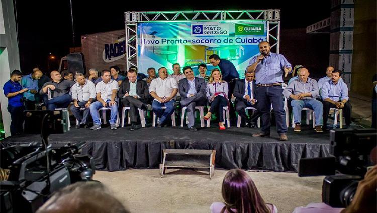 Governo e Prefeitura firmam convênio de R$ 82 milhões para equipar novo P.S