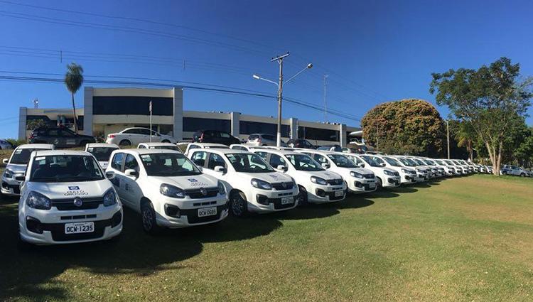 Governo renova frota de veículos dos 150 Conselhos Tutelares do Estado