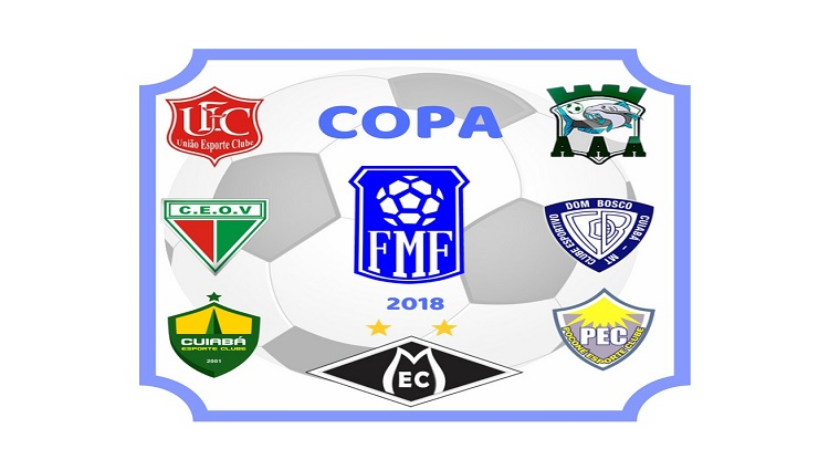 Copa Federação MT terá início dia 22 de setembro, com 7 equipes