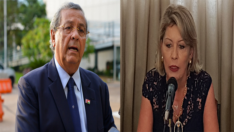 Jayme Campos e Selma Arruda lideram corrida para o Senado Federal