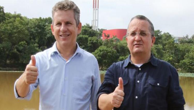Pesquisa mostra Mauro Mendes e Pedro Taques muito próximo ao Governo Paiaguás; Taques vem logo atrás