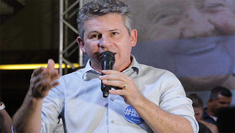 """Mauro Mendes manda recado: """"saí da Prefeitura sem nenhum secretário preso"""""""