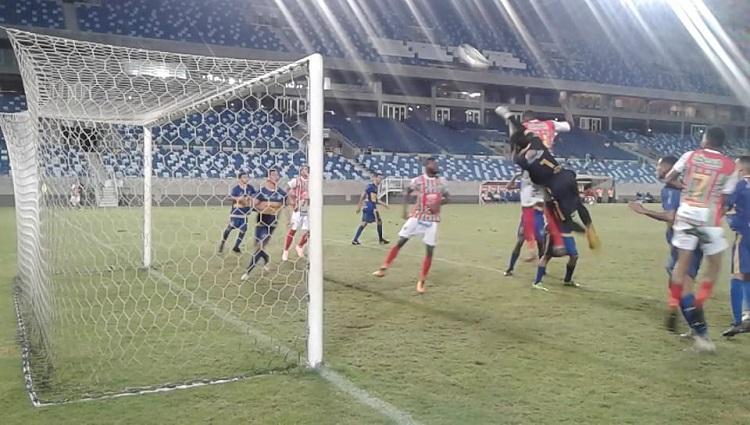 Operário confirma classificação em segundo lugar na copa FMF ao vencer o Araguaia