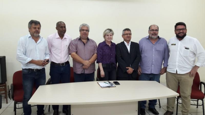 Agenda de reuniões estreita relação entre o Município e o setor produtivo