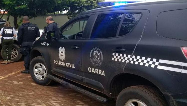 Polícia Civil indicia nove de bando armado que comandava invasões de terras em Jauru