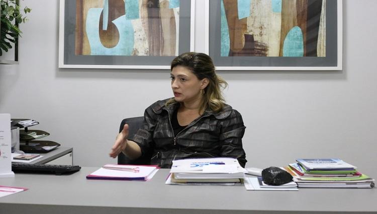 Fisioterapeuta Juliana Miranda
